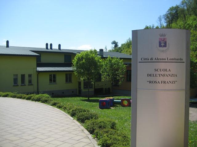 """Scuola infanzia """"Rosa Franzi"""""""